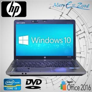 Windows10 14型ノートパソコン HP ProBook 4430s Intel Core i3-2350M 4GB 320GB 無線LAN Bluetooth機能 Kingsoft Office2016搭載 正規ライセンスキー付|yuukou-store