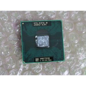 中古動作品 送料無料 Intelプロセッサー Core 2 Duo P8700 2.53GHz FS...