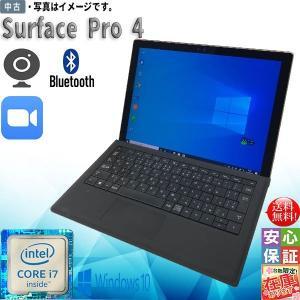 中古タブレット Windows10 Microsoft Surface Pro 4 1724 SSD...