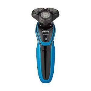 AP:フィリップス 5000シリーズ メンズ 電気シェーバー 27枚刃 回転式 お風呂剃り & 丸洗...