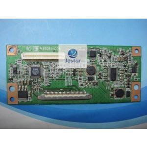 全国送料無料 電子部品 LCD V260b1-c03 ロジック ボード t-con用chimei液晶画面|yuuuuuu26