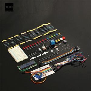 1セットホット販売プロジェクト液晶1602スターターキットに設定されたarduinoのuno r3メ...