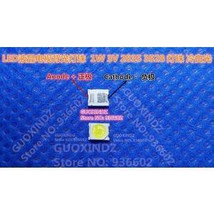 全国送料無料 電子部品 LCD Jufei ledバックライト1ワット3ボルト1210 3528 2835 84LMクールホワイトlcdバックライト用テレビtvアプリケーション01。JT.2835BPW1|yuuuuuu26