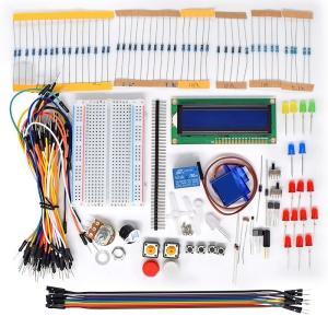 全国送料無料 電子部品 LCD プロジェクト液晶1602スターターキットセット用uno uno r3メガ用ナノサーボled|yuuuuuu26