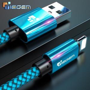 送料無料 Tiegem USB ケーブル iphone 7 8 6 5 6 s S プラス X XS 最大 XR ケーブル高速充電ケーブル、携帯電話充 yuuuuuu26