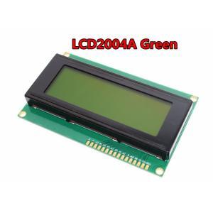 全国送料無料 電子部品 LCD Lcdボード2004 20*4 lcd 20 × 4 5ボルトグリーンスクリーンlcd2004ディスプレイlcdモジュール液晶2004|yuuuuuu26
