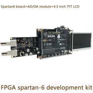 ザイリンクススパルタ6 fpga開発キットが含まれfpga spartan 6開発ボードad/daモ...