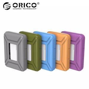 オリコ PHX-35 シンプルな HDD 保護ボックスケースカバーのための 3.5 インチハードドラ...