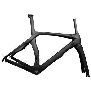 送料無料 2018 新 RB1K 1 T800 カーボンロードレースロードバイク自転車フレーム幹部カーボンルート 2018 cuadro carbon|yuuuuuu26