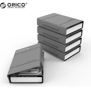 オリコphp-5s 5ベイ3.5インチ保護ボックス/収納ケース用ハードドライブ(hdd)またはsdd...