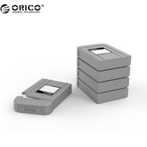 オリコphi35-5s 5ベイ3.5インチ保護ボックス/収納ケース用ハードドライブ(hdd)またはs...
