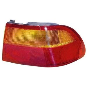 Depo 317-1980R-UF Honda Civic Passenger Side Tail Light Unit