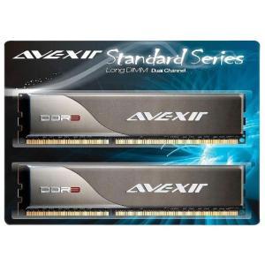 全国送料無料 パソコン PC メモリ AVEXIR AVD3U13330902G 2SW スタンダー...
