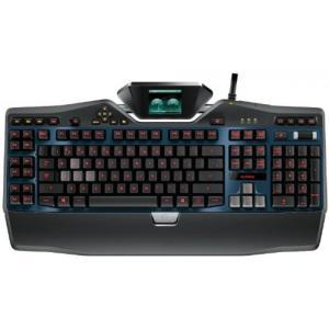 全国送料無料 パソコン PC キーボード ロジクール G19s ゲーム キーボード ゲームのパネルのカラー画面|yuuuuuu26