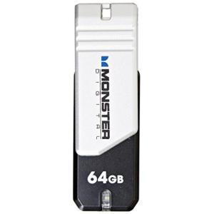 全国送料無料 パソコン ストレージ ツイスト キャップ (USBCO-0064-S) モンスター デ...