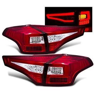 RxmotorトヨタRAV4は交換ツェッペリンブレーキテールライトランプアセンブリ黒を運転します Rxmotor Toyota Rav4 Drivin|yuuuuuu26