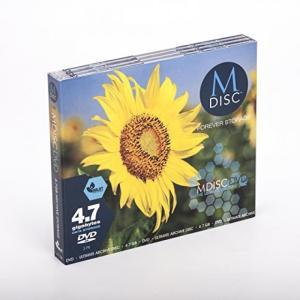 全国送料無料 パソコン ストレージ MDisc 4.7 GB DVD レコーダブル メディア - 3 パック インク ジェット印刷|yuuuuuu26
