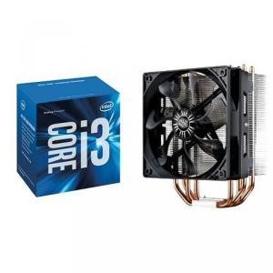 全国送料無料 パソコン PC SSD ソリッドステートドライブ インテル BX80662I36100 コア i3 6100 3 M キャッシュ3.70 GHz プロセッサ ・ クーラー マスター -の画像