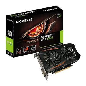 全国送料無料 パソコン用品 グラフィックボード ビデオカード Gigabyte Geforce GTX 1050 2GB GDDR5 128 Bit PCI-E Graphic Card (GV-N1050OC-2GD)|yuuuuuu26