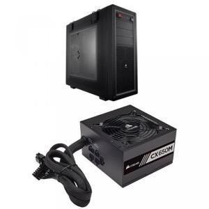 全国送料無料 パソコン PC PCケース コルセアシリーズ ブラック C70 半ばタワー コンピュー...