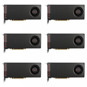 全国送料無料 パソコン ビデオカード 6 パック AMD Radeon RX 480 の 8 GB のサムスン GDDR5 PCI エクスプレス 3.0 ゲーム用グラフィックス カード - OEM|yuuuuuu26