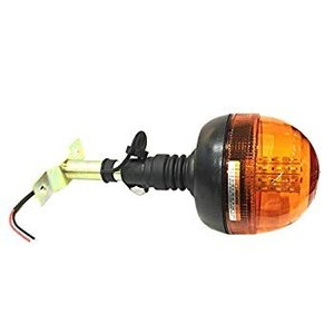 Kinbelle 40LED回転黄色の点滅ビーコン柔軟なトラクターはライト車道の安全性警告灯 Kinbelle 40LED Rotating Flas|yuuuuuu26