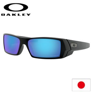 日本正規品 オークリー (OAKLEY) サングラス GASCAN ガスカン OO9014-5060 【Matte Black】【Prizm Sapphire Polarized】【Standard Fit】|yuuyuusports