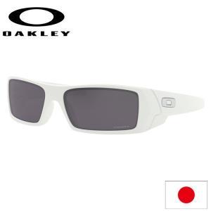 日本正規品 オークリー (OAKLEY) サングラス GASCAN ガスカン OO9014-5260 【Matte White】【Prizm Black】【Standard Fit】|yuuyuusports