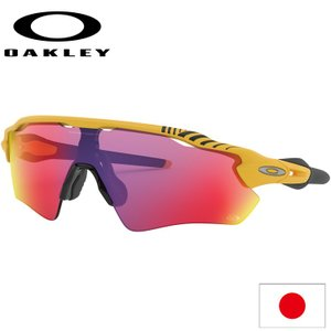 日本正規品 オークリー(OAKLEY)レーダー EV パス Radar EV Path Tour de France 2019 Edition OO9208-7638 【Matte Yellow】【Prizm Road】【Standard FIT】【|yuuyuusports