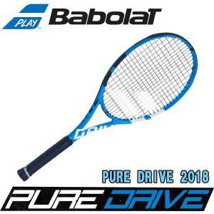 USAモデル バボラ 【Babolat】 ピュアドライブ 2018 【PURE DRIVE 2018...