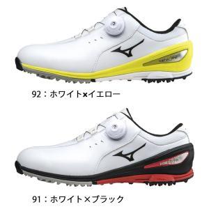 日本正規品 ミズノ ネクスライト 002 ボア スパイクレスゴルフシューズ NEX LITE 002 BOA (51GM1526)|yuuyuusports|02