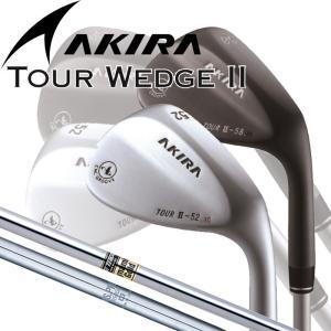 日本正規品 アキラ ツアー ウエッジ2 ダイナミックゴールド NSPRO950GH スチールシャフト 【Akira Tour Wedge II】|yuuyuusports
