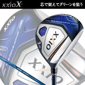 日本正規品 ダンロップ ゼクシオ テン フェアウェイウッド MP1000 カーボンシャフト ネイビー XXIO 10 XXIO X【DUNLOP】【2017年】【2018年】【ゼ yuuyuusports