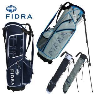 フィドラ ゴルフ キャディバッグ 3WAY スタンド キャディバッグ FD51NC11 FIDRA|yuuyuusports