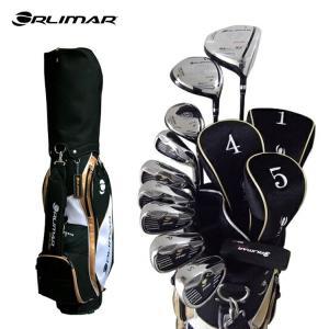 オリマー ゴルフ ORLIMAR フルセット ORM-900 クラブセット 10本組 キャディバッグ...