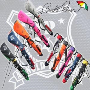 日本正規品 アーノルド・パーマー スタンド式 クラブケース APCC-02 【セルフスタンド】 【セルフプレイ】|yuuyuusports