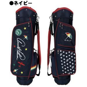 日本正規品 アーノルド・パーマー キャディバッグ APCB-09J 7.5型 【軽量】【Arnold Palmer】【アーノルドパーマー】【当店オリジナル】 yuuyuusports 02
