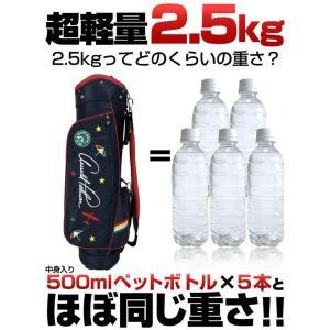 日本正規品 アーノルド・パーマー キャディバッグ APCB-09J 7.5型 【軽量】【Arnold Palmer】【アーノルドパーマー】【当店オリジナル】 yuuyuusports 10