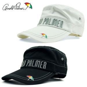 アーノルドパーマー メンズ キャップ  APWC-02 ワークキャップ 【Arnold Palmer】【ラウンド用品】【ゴルフ用品】【APWC02】|yuuyuusports