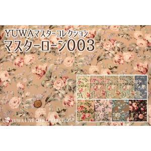 生地/YUWA/有輪商店/YUWAマスターコレクション マス...