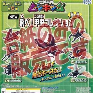 【非売品ディスプレイ台紙】甲虫王者 ムシキング 飛べ!甲虫コ...