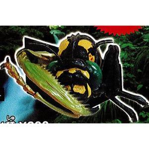 立体昆虫顔面図鑑 日本編 6:オニヤンマ(シークレット) タカラトミーアーツ ガチャポン|yuyou