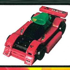 合体ブロック スポーツカー 2:スポーツカーB 榎並産業 ガチャポン