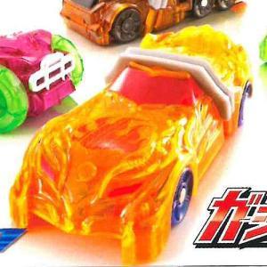 仮面ライダードライブ ガシャポンシフトカー01 3:シフトマックスフレア バンダイ ガチャポン