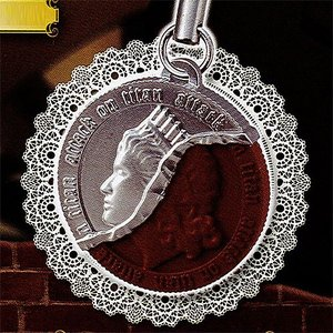 進撃の巨人 ショコラマスコット 5:ウォール・マリアのコイン...