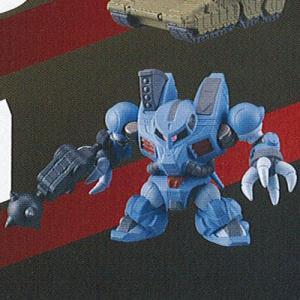 機動戦士ガンダム ガシャポン戦士DASH04 7:ガッシャ バンダイ ガチャポン|yuyou