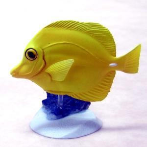 キイロハギ 原色海水魚図鑑I チョコエッグ系フィギュア ユージン(Yujin)ガチャポンガシャポンカプセルコレクション|yuyou