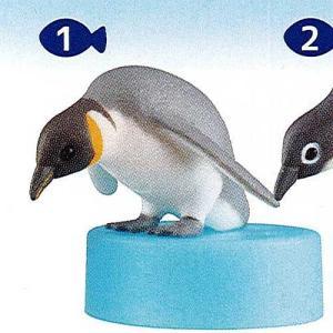 ペンギンダイブ 1:ペンギンA 動物フィギュア エポック社 ガチャポン ガチャガチャ ガシャポン|yuyou