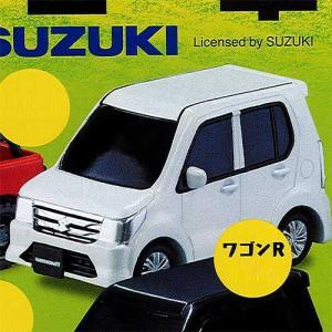 スズキ デフォルメ 軽自動車 5:ワゴンR (MH34S/44S型)2012年型(スペリアホワイト)...