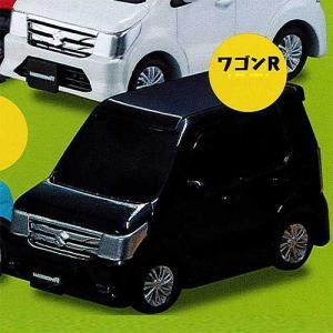 スズキ デフォルメ 軽自動車 6:ワゴンR (MH34S/44S型)2012年型(ブルーイッシュブラ...